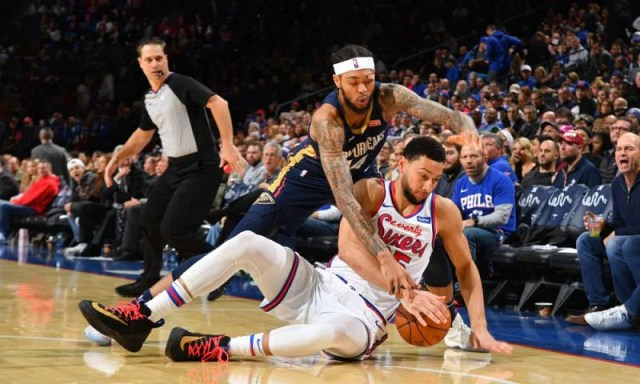 Philadelphia 76ers vs New Orleans Pelicans: Injury Report, Predicted  Lineups and Starting 5s - April 9th, 2021 | NBA Season 2020-21