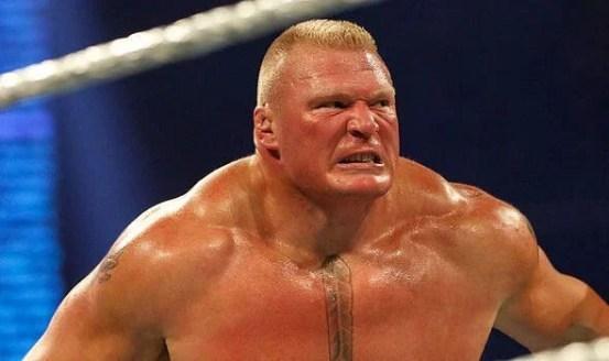 Brock Lesnar's wrestling legend calls him a selfish wrestler
