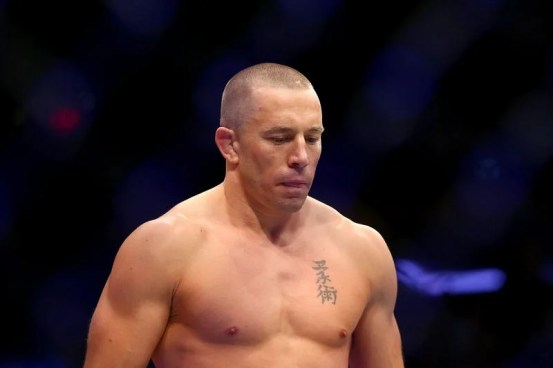 Georges St-Pierre reveals how young fighters seeking advice react when they are told the truth