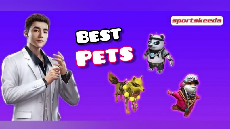 5 best Free Fire pets to pair with Skyler for rank push in May 2021