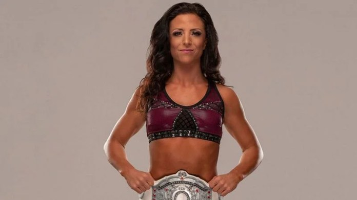 AEW's Serena Deeb drops the NWA Women's World Championship at 'When Our Shadows Fall'