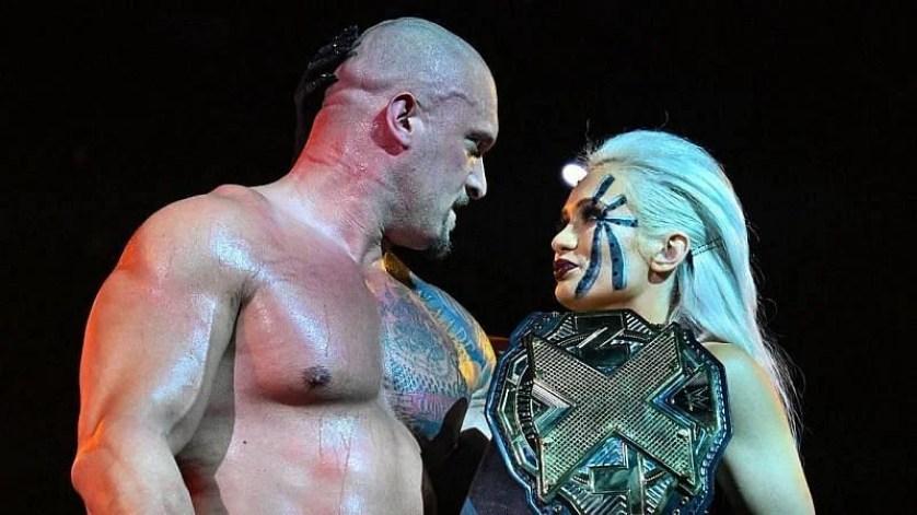 Karrion Kross on working with Scarlett in NXT