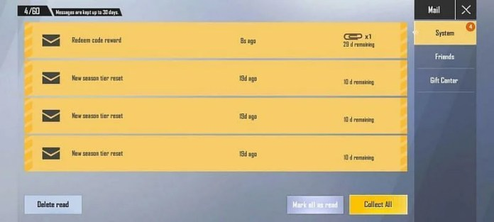 How to use PUBG Mobile Lite redeem codes in June 2021