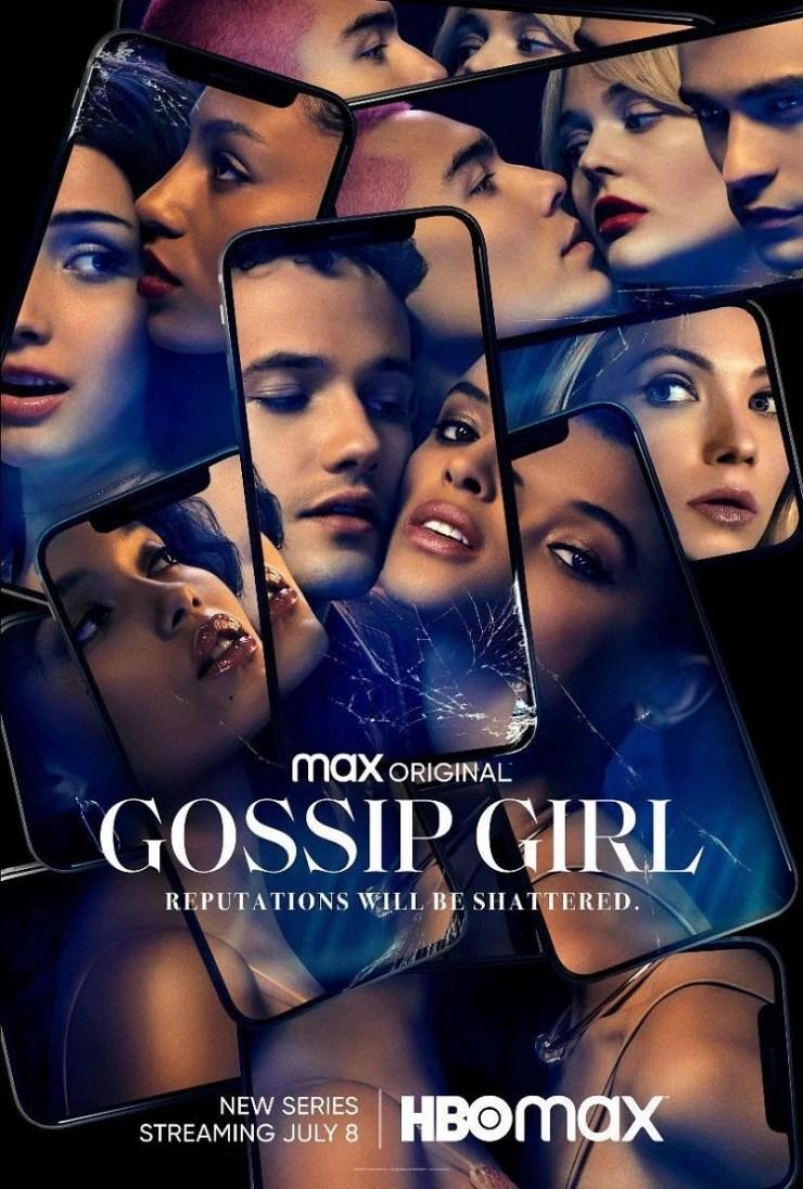 Gossip Girl (2021) poster. (Image Via: HBO Max)