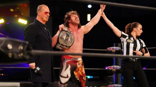 Kenny Omega in AW