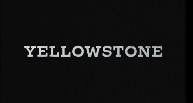 Yellowstone (photo via Paramount)