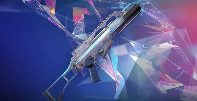 New seasonal skin for Crystal Guard (screen grab via Ubisoft)