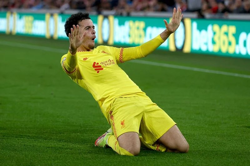 Jones bagged Liverpool's third goal before being substituted a minute later