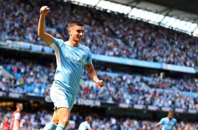 Manchester City v Arsenal - Premier League.