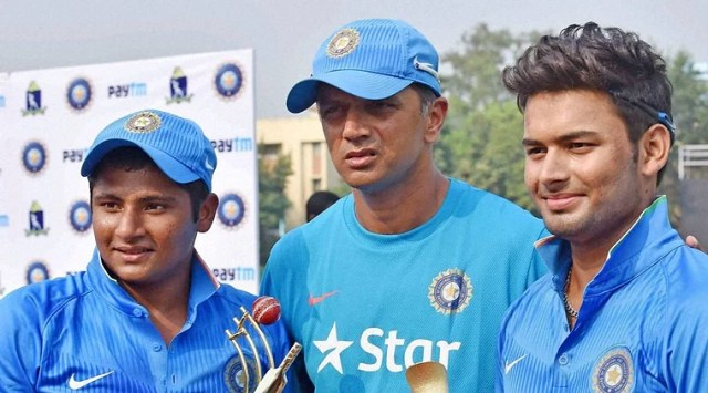 India Under-19 squad for ICC U-19 World Cup 2016 announced