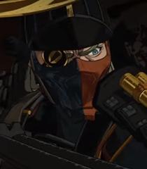 Deathstroke Slade Wilson Voice Batman Ninja Movie