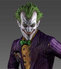 Joker Voice Batman Arkham Asylum Game Behind The