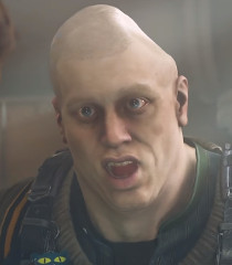 Voice Of Max Hass Wolfenstein II The New Colossus Game