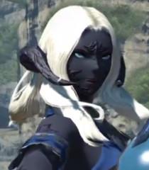 Sadu Voice Final Fantasy XIV Stormblood Game Behind