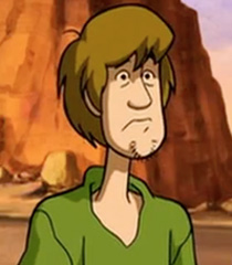 Shaggy Rogers Voice Scooby Doo Legend Of The Phantosaur