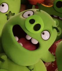Tiny Voice The Angry Birds Movie Movie Behind The