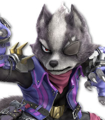 Voice Of Wolf ODonnell Super Smash Bros Ultimate