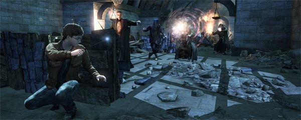 Harry Potter and the Deathly Hallows  Part 2  The Video Game   28     Harry Potter and the Deathly Hallows  Part 2  The Video Game