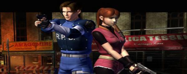 Tofu Resident Evil 2