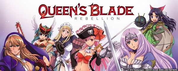 Descarga Queen's Blade Rebellion [12/12 + Especiales] by www.FullAnimeHD.com