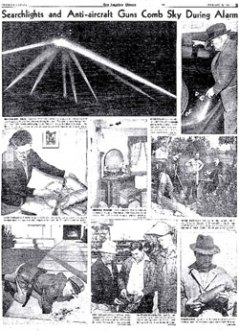 The Great Los Angeles Air Raid of 1942