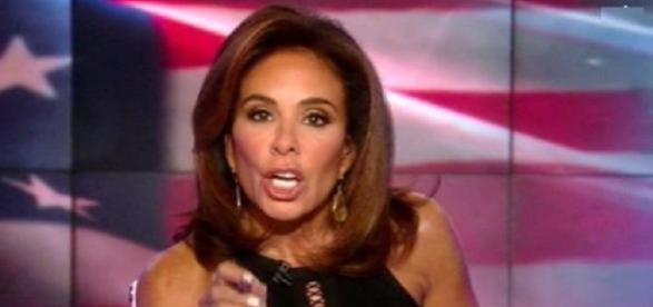 Image result for Judge Jeanine Interrupts Live Broadcast With Startling Message About What FBI Officials Are Doing Right Now