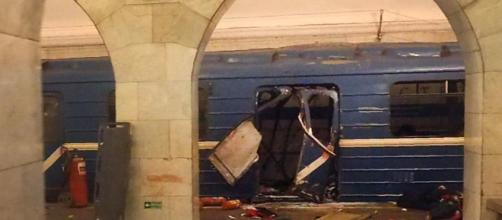 Explosion in St Petersburg metro in Russia, 10 killed and dozens ... - hindustantimes.com