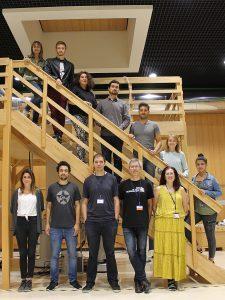 Grupo de investigadores de CIC Biogune y de Atlas Molecular Pharma.