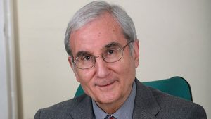 Pedro Mata, presidente de la Fundación de HF.