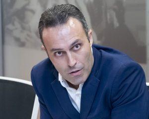 Carlos Arana Molina, especialista en Endocrinología y Nutrición del Hospital Virgen de las Nieves
