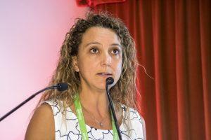 Cristina Villena, coordinadopra de la red nacional de biobancos