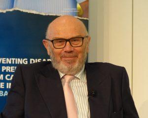 Neil Poulter, del Imperial College de Londres.