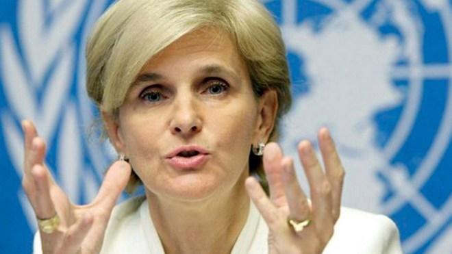 María Neira, directora de Salud Pública de la Organización Mundial de la Salud (OMS).