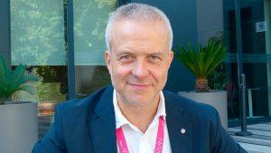 Mario Royo-Villanova, coordinador de trasplantes del Hospital Clínico Universitario Virgen de la Arrixaca, de Murcia.