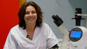 María Luisa Cayuela, el grupo de Telomerasa, Cáncer y Envejecimiento del IMIB y del Hospital Clínico Universitario Virgen de la Arrixaca (HCUVA), en Murcia.