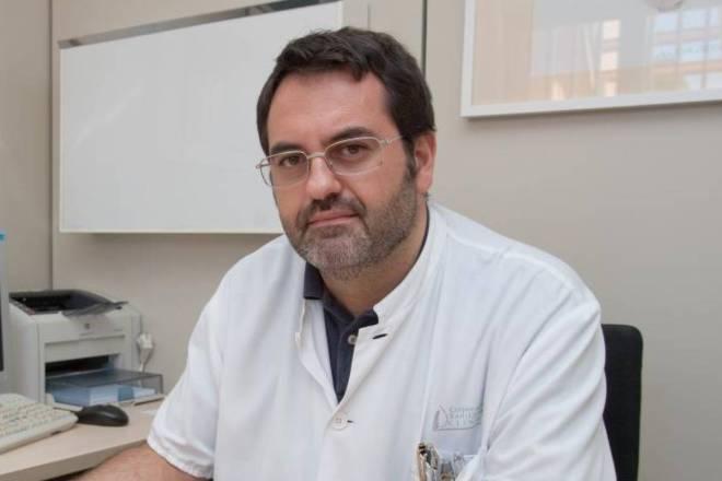 Antoni Sisó, presidente de Camfic.