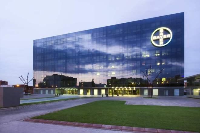 Sede corporativa de Bayer