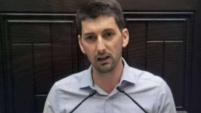 Oriol Mitjà, asesor del presidente Quim Torra en la pandemia.