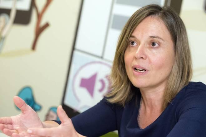 Fina Lladós, directora general de Amgen en España y Portugal.