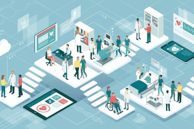 Nueva organización de loshospitales