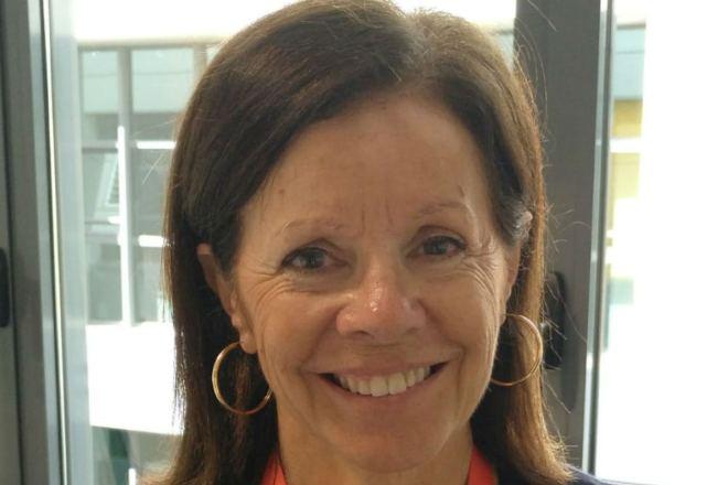 Olga Delgado, presidenta de la SEFH.