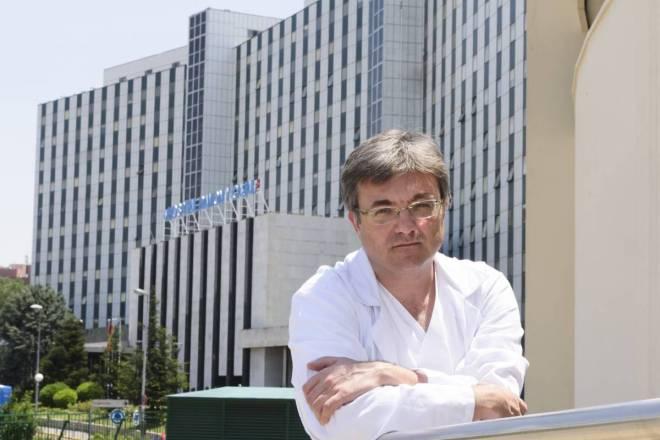 José Antonio Pérez Molina, del Servicio de Infecciosas del Hospital Ramón y Cajal.