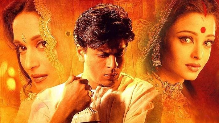 10 mejores películas de Bollywood. Devdas