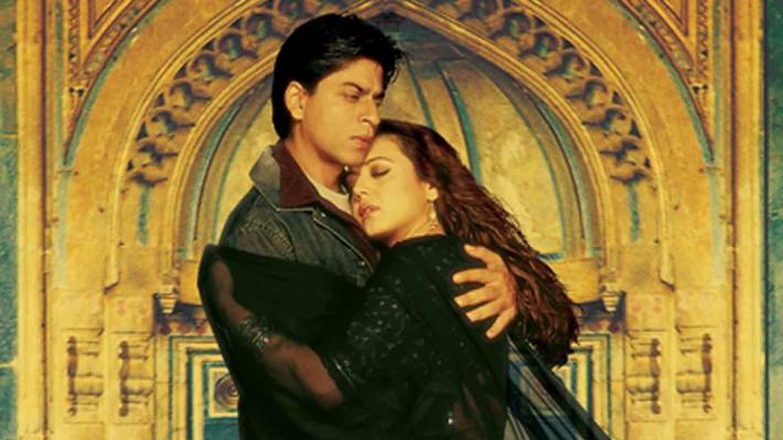 10 mejores películas de Bollywood. Veer-Zaara