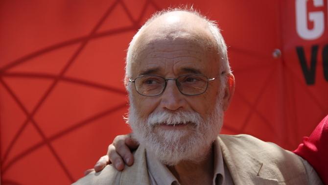 Arcadi Oliveres, fundador del moviment Procés Constituent (ACN)