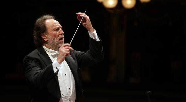 Il Maestro Riccardo Chailly