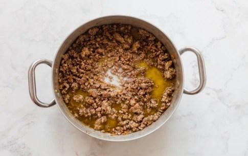 Preparazione Cannelloni di carne - Fase 2
