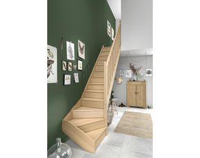 Escalier Uno Escaliers Lapeyre