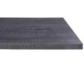 plan de travail noir ebene stratifie 38 mm
