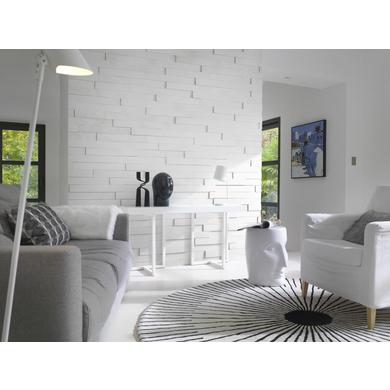 Parement Relief Blanc Sols Amp Murs